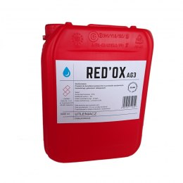 Preparat do dezynfekcji Red'Ox Ag3. Do zamgławiania.5000 ml